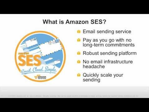 Webinar: Email Best Practices from the Amazon SES Team