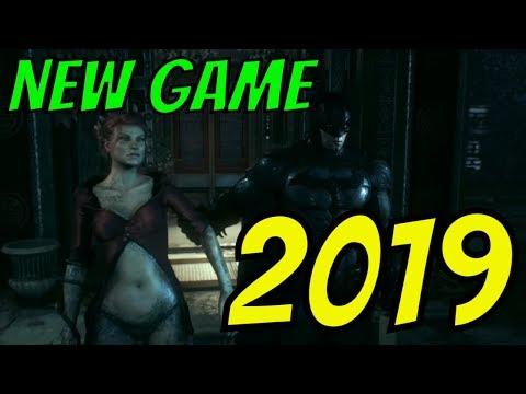 NEW PS4 BATMAN GAME 2019 BATMAN ARKHAM CRISIS RELEASE DATE