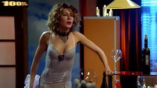 Елена Подкаминская голая в сериале Кухня (4) Elena Armin van Buuren naked in the Kitchen