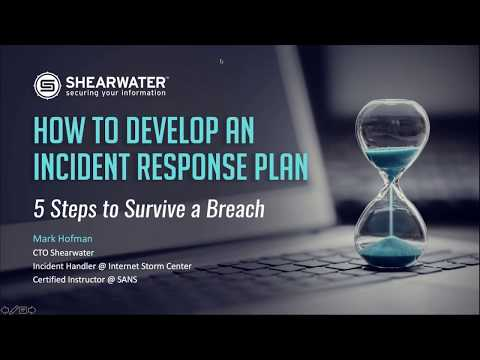 How To Get Started With Cybersecurity Incident Response