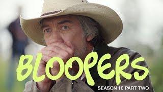 Heartland Season 10 Bloopers Part Two