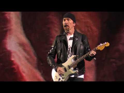 U2 9/5/17: 7 - With or Without You - Buffalo,NY