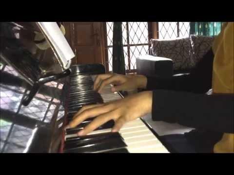 [PIANO COVER] Yura ft Glen Fredly- Cinta dan Rahasia