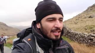Climbing Mount Snowdon Via Crib Goch - Super Scary!