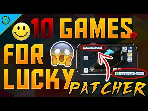 Top 10 Best Games That work With Lucky Patcher (NO ROOT) Ep. 9