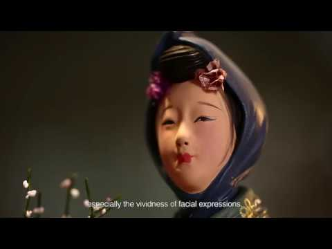 Clay Figure Zhang--China's Intangible Cultural Heritage