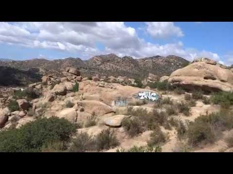 Los Angeles/San Fernando Valley hiking trails: Chatsworth Park North