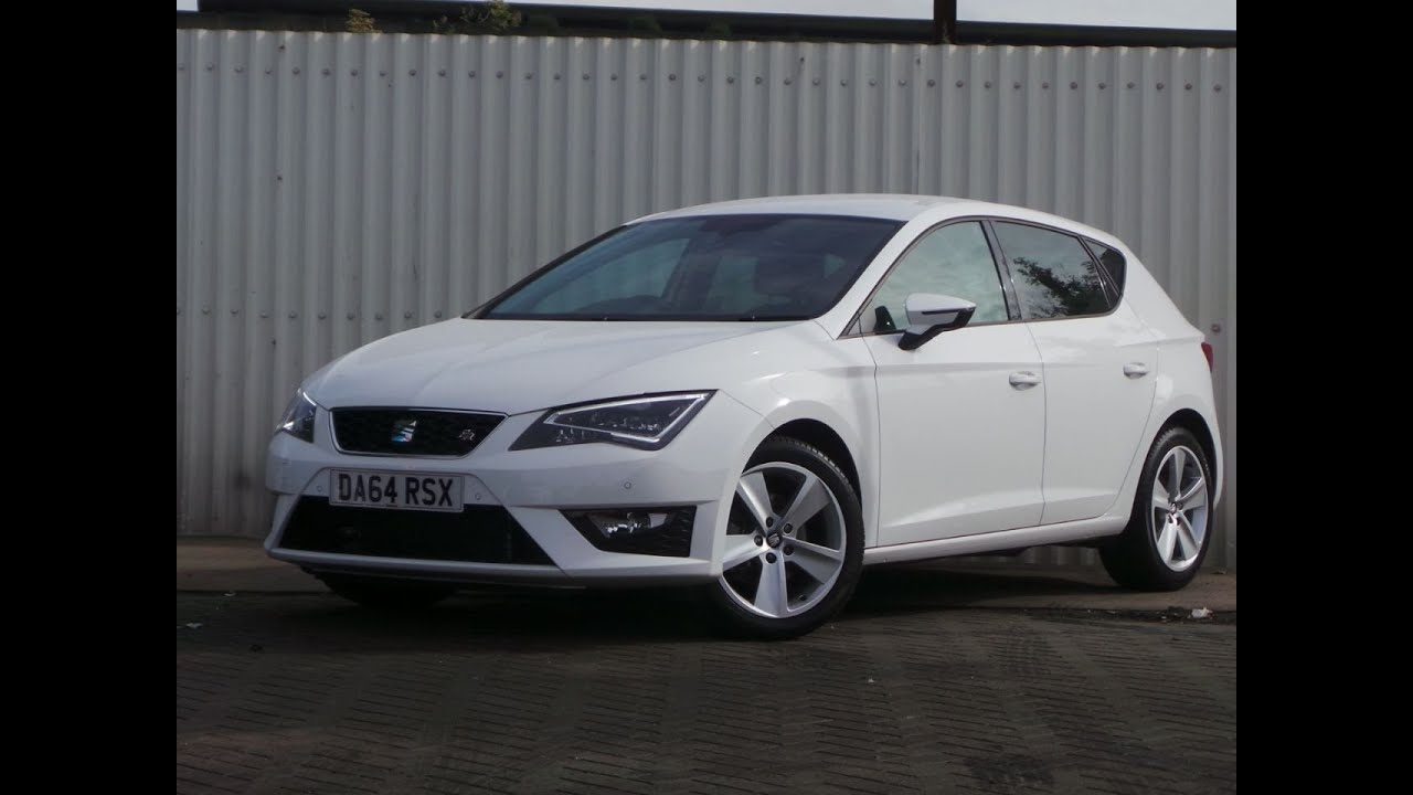 2014 64 Seat Leon 2 0 Tdi Fr 5dr Inc Technology Pack In