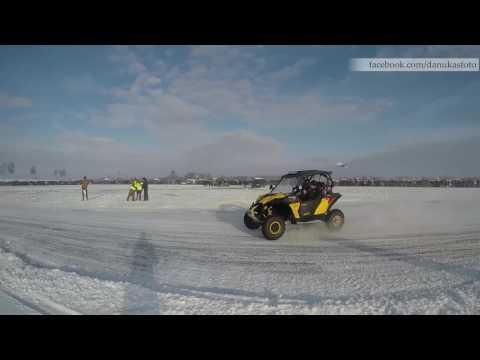 Žiemos ralis - Šilutė 2017 / Winter rally - Silute 2017