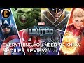 Marvel Powers United VR Everything You Should Know Spoiler Review の動画、YouTu…