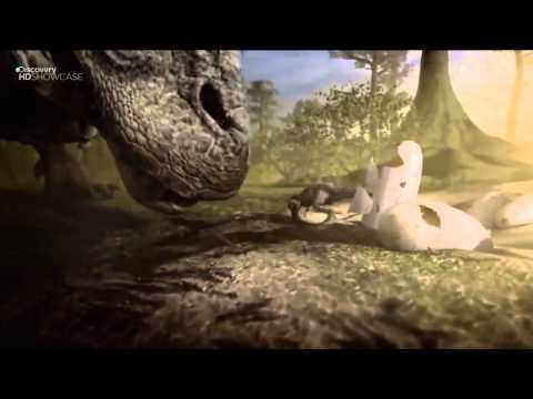 Dinosaurs Extreme Survivors english documentary Part 1