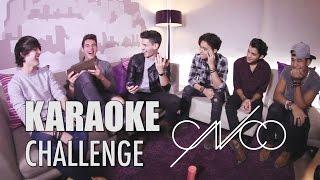 CNCO Karaoke Challenge - Sebastian Silva