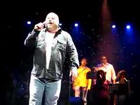 Kevin Chamberlin sings Daybreak by Barry Manilow