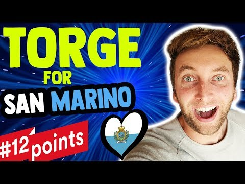 Torge for San Marino (Bewerbung Eurovision Song Contest 2020)