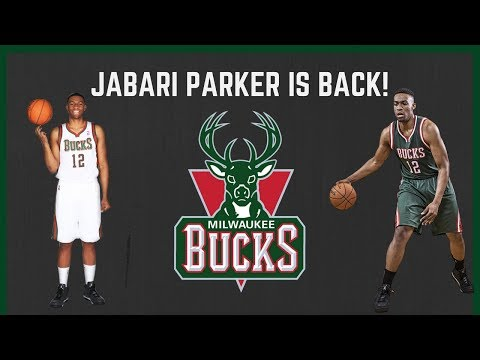 Jabari Parker is the Milwaukee Bucks Secret PLAYOFF WEAPON!