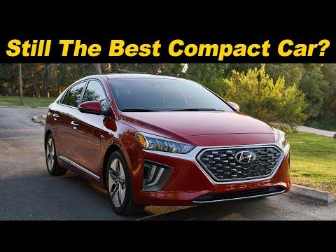 Bad Timing For A Fuel Sipper?  2020 Hyundai Ioniq Hybrid