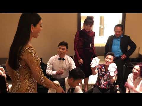 Trấn Thành, Hari, Má Giàu, Phi Nhung, Lệ Quyên, D. Triệu Vũ, Quang Linh dự đoán chung kết World Cup