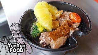 서울 강남 길거리 음식, 스테이크, Steak, Korean Street Food, Gangnam