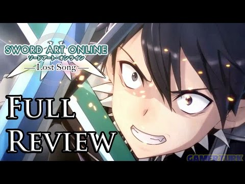 Sword Art Online: Lost Song - Full Review