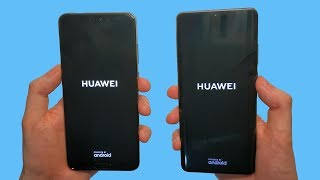 Huawei P20 Pro vs P30 Pro Speed Test, Cameras, Battery & Speakers!