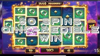 Online slots The Pig Wizard big win oink-redible win | 50 spins