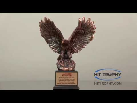 Eagle Statue With Wings Spread RFB159 RFB160 & RFB161