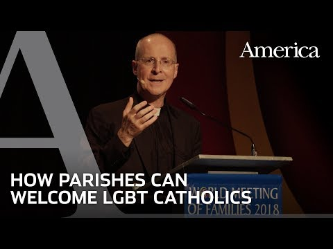 How parishes can welcome L.G.B.T. Catholics | Vatican's World Meeting of Families Dublin 2018