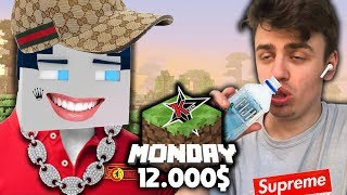 12000$ Minecraft Turnier 🔥⛏ | Papaplatte