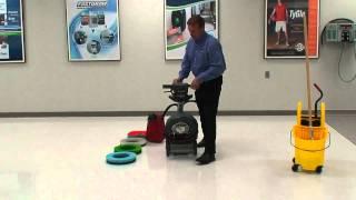GENIE™ Mini All Purpose Automatic Scrubber