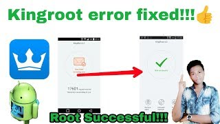 How to fix kingroot root failed |How to root any Android device