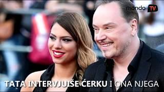 Nenad Knežević Knez: Nije što je moja ćerka, ali peva, ubija! | MONDO TV intervju