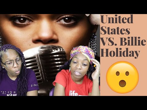 The United States vs. Billie Holiday – Trailer (Official)|REACTION|DOUBLEUPTV