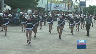 Lucido desfile del 20 de noviembre en Guasave