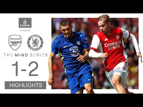 HIGHLIGHTS | Arsenal vs Chelsea (1-2) | Pre-season - Mind Series | Havertz, Xhaka, Abraham
