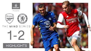 HIGHLIGHTS   Arsenal vs Chelsea (1-2)   Pre-season - Mind Series