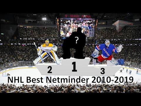 10 Best NHL Goaltenders Of The Last Decade