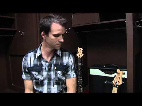 Clint Newcom (Billy Currington) on his PRS Guitars - All Access