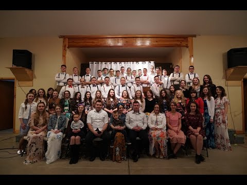 Youth Spring Evening Service (Russian)