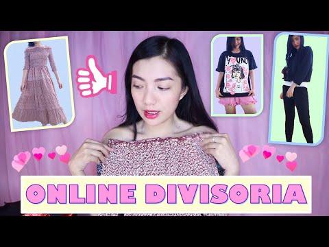 Online Divisoria Haul + Try On (ft. Yapee's Closet FB Online Shop)