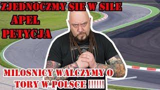 Miłośnicy Walczymy o Tory w Polsce. APEL PETYCJA, ZJEDNOCZMY SIĘ W SIŁĘ.