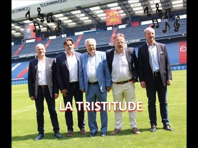 La Tristitude (du supporter du SM Caen)