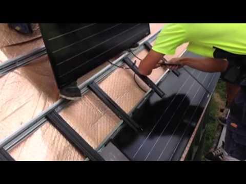 Solar Panel Installations on Heritage Slate Roofs