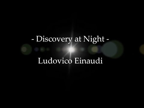 Discovery At Night (In a time lapse)- Ludovico Einaudi - Piano cover - HQ