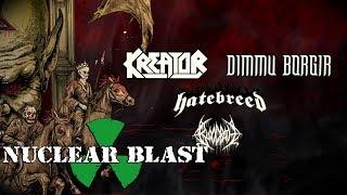 KREATOR - 'The European Apocalypse' Tour with DIMMU BORGIR, HATEBREED & BLOODBATH