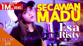 Esa Risty - Secawan Madu (Official Music Video) | Versi Dangdut Akustik