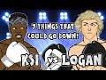 🥊KSI vs LOGAN PAUL🥊 7 Things That Could Go Down! (KSIdiot vs LoIQgan Paul Live Stream Parody)