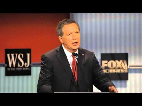 Fox Business and Wall Street Journal GOP debate: The Opinion Show, Nov. 11, 2015