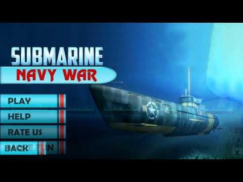 Navy War Russian Submarine 3D