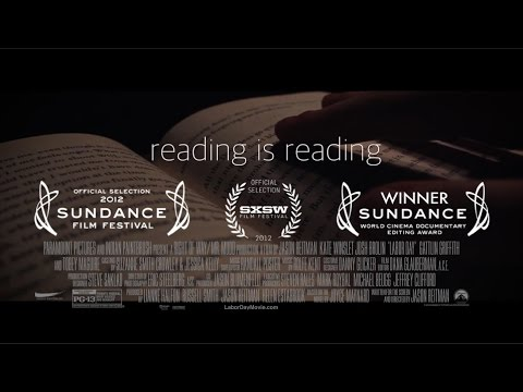 """READING IS READING"" short film better than other short films about books"