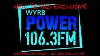 DJ JES ONE - NEW YEARS EXCLUSIVE POWER 106 FM CENTRAL MIX ZONE NON STOP DANCE 2/4 MIX